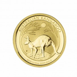 Kangaroo 1/10 oz A$ 15 - Złota moneta bulionowa 2019