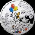 Reksio, 1 Dolar, Seria: Bohaterowie kreskówek
