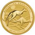 Kangaroo 1/4 oz A$ 25 - Złota moneta bulionowa