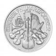 Liść klonowy 1 oz. Ag - moneta bulionowa 2021