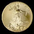 Amerykański Orzeł 1 oz. 50 USD - Złota moneta bulionowa American Gold Eagle