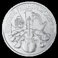 Filharmonicy Wiedeńscy 1 oz. - Srebrna moneta bulionowa
