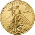 Amerykański Orzeł 1/2 oz. 25 USD