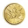 Liść Klonowy 1/4 oz. - Złota moneta bulionowa Maple Leaf
