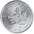 Liść klonowy 1 oz. Ag - moneta bulionowa 2020