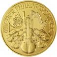 Filharmonicy Wiedeńscy 1 oz. - Złota moneta bulionowa